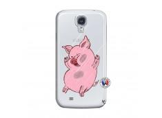 Coque Samsung Galaxy S4 Pig Impact