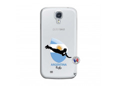 Coque Samsung Galaxy S4 Coupe du Monde Rugby-Argentina