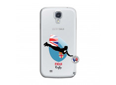 Coque Samsung Galaxy S4 Coupe du Monde Rugby Fidji