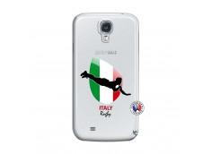 Coque Samsung Galaxy S4 Coupe du Monde Rugby-Italy