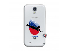Coque Samsung Galaxy S4 Coupe du Monde Rugby-Samoa