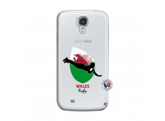 Coque Samsung Galaxy S4 Coupe du Monde Rugby-Walles