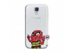 Coque Samsung Galaxy S4 Dead Gilet Jaune Impact