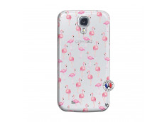 Coque Samsung Galaxy S4 Flamingo