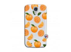 Coque Samsung Galaxy S4 Orange Gina