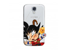 Coque Samsung Galaxy S4 Goku Impact