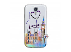 Coque Samsung Galaxy S4 I Love London