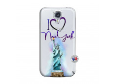 Coque Samsung Galaxy S4 I Love New York