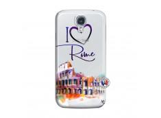 Coque Samsung Galaxy S4 I Love Rome