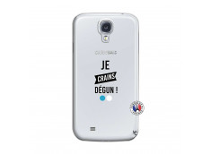 Coque Samsung Galaxy S4 Je Crains Degun