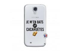 Coque Samsung Galaxy S4 Je M En Bas Les Cacahuetes