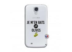 Coque Samsung Galaxy S4 Je M En Bas Les Olives