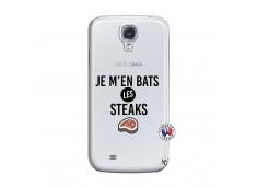 Coque Samsung Galaxy S4 Je M En Bas Les Steaks