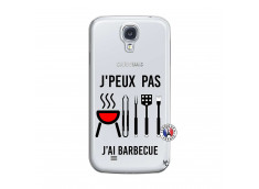 Coque Samsung Galaxy S4 Je Peux Pas J Ai Barbecue