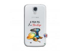Coque Samsung Galaxy S4 Je Peux Pas J Ai Bricolage