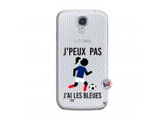 Coque Samsung Galaxy S4 Je Peux Pas J Ai Les Bleues Maillot