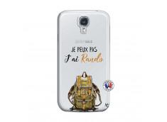 Coque Samsung Galaxy S4 Je Peux Pas J Ai Rando