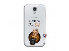 Coque Samsung Galaxy S4 Je Peux Pas J Ai Soif
