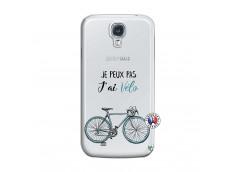 Coque Samsung Galaxy S4 Je Peux Pas J Ai Velo