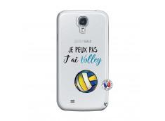 Coque Samsung Galaxy S4 Je Peux Pas J Ai Volley