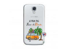 Coque Samsung Galaxy S4 Je Peux Pas Je Suis A La Retraite