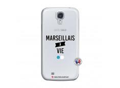 Coque Samsung Galaxy S4 Marseillais à Vie