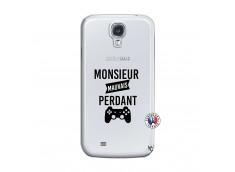 Coque Samsung Galaxy S4 Monsieur Mauvais Perdant