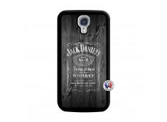 Coque Samsung Galaxy S4 Old Jack Noir