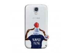 Coque Samsung Galaxy S4 Papa Super Heros