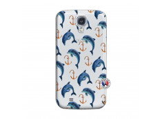 Coque Samsung Galaxy S4 Dauphins