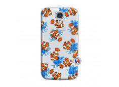 Coque Samsung Galaxy S4 Poisson Clown