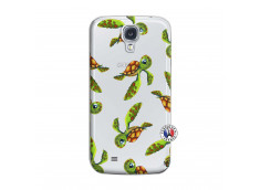 Coque Samsung Galaxy S4 Tortue Géniale