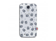 Coque Samsung Galaxy S4 Petits Hippos