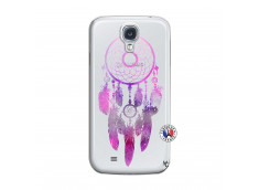 Coque Samsung Galaxy S4 Purple Dreamcatcher