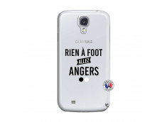 Coque Samsung Galaxy S4 Rien A Foot Allez Angers