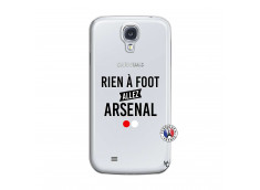 Coque Samsung Galaxy S4 Rien A Foot Allez Arsenal