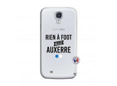 Coque Samsung Galaxy S4 Rien A Foot Allez Auxerre