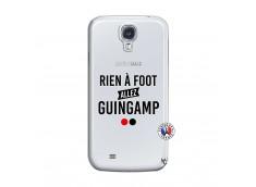 Coque Samsung Galaxy S4 Rien A Foot Allez Guingamp