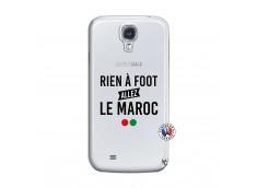 Coque Samsung Galaxy S4 Rien A Foot Allez Le Maroc