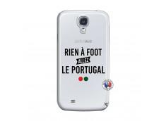 Coque Samsung Galaxy S4 Rien A Foot Allez Le Portugal