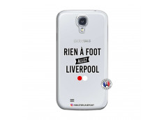 Coque Samsung Galaxy S4 Rien A Foot Allez Liverpool