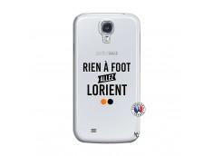 Coque Samsung Galaxy S4 Rien A Foot Allez Lorient