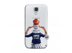 Coque Samsung Galaxy S4 Super Maman Et Super Bébé