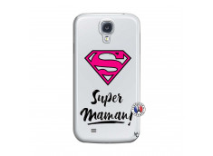 Coque Samsung Galaxy S4 Super Maman