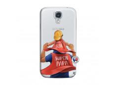 Coque Samsung Galaxy S4 Super Papa et Super Bébé