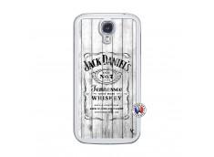 Coque Samsung Galaxy S4 White Old Jack Translu