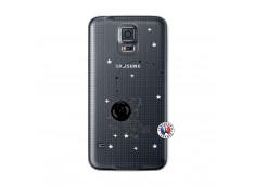 Coque Samsung Galaxy S5 Mini Astro Girl
