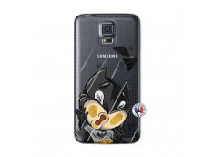 Coque Samsung Galaxy S5 Mini Bat Impact