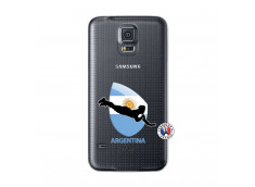 Coque Samsung Galaxy S5 Mini Coupe du Monde Rugby-Argentine