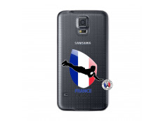 Coque Samsung Galaxy S5 Mini Coupe du Monde de Rugby-France